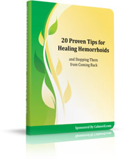 Healing itchy piles eBook