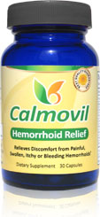 Calmovil - Hemorrhoid Relief Formula